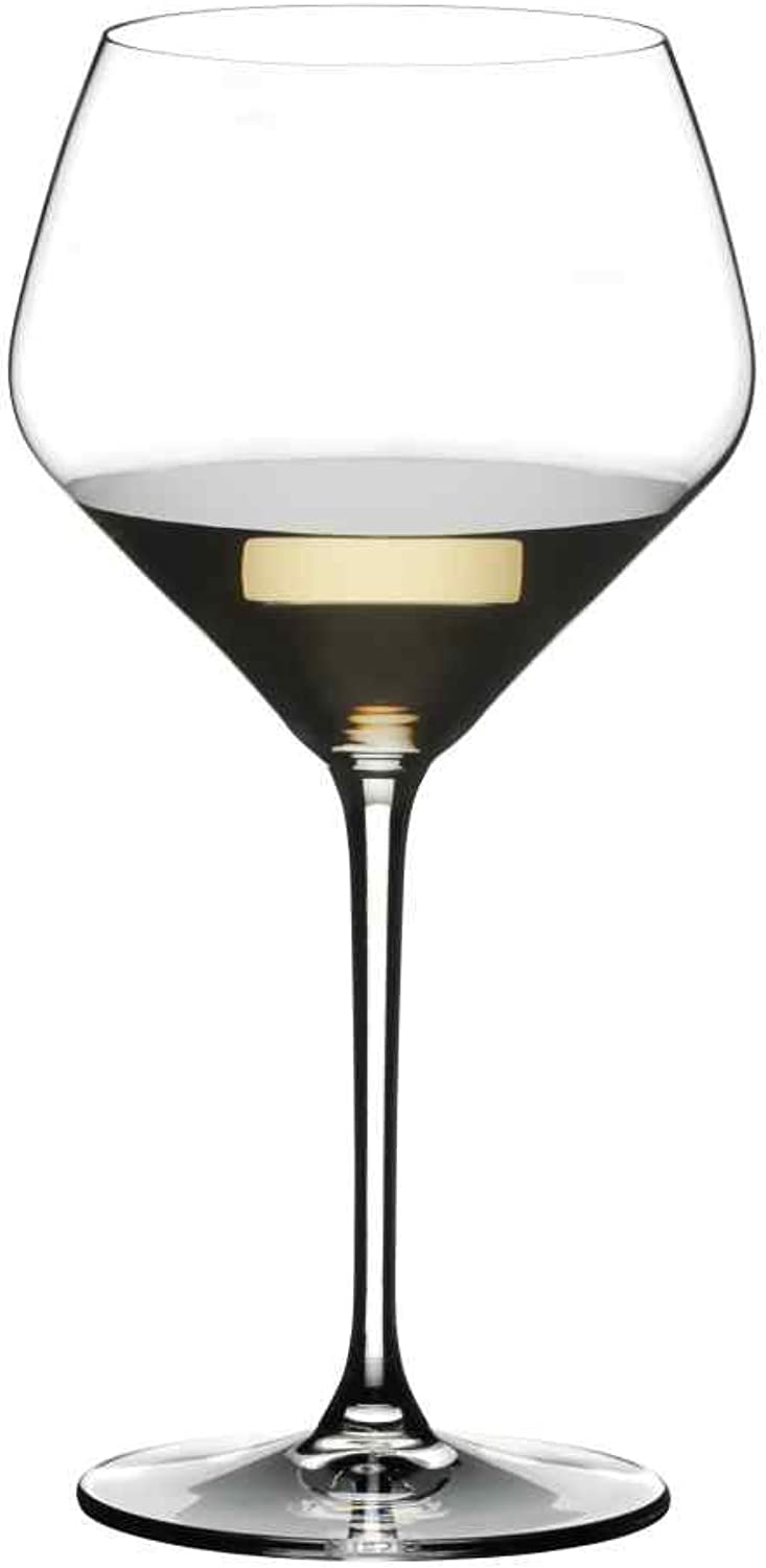 Riedel SST (SEE, SMELL, TASTE) Oaked Charwomeny Wine Glass, Set of 2
