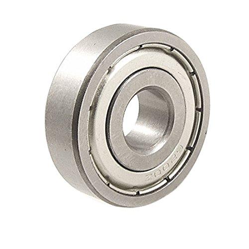 WAF 6200Z 10mm x 30mm x 9mm Deep Groove Sealed Ball Bearing (1pcs)