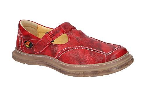 Eject Damenschuhe - sportliche Slipper - Halbschuhe SONY2 7573.001 Rot, EU 38