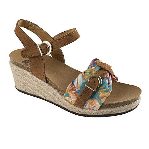 Scholl Sandalen mit Riemen vale
