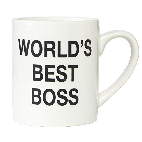 The Office World's Best Boss 15 oz Ceramic Mug