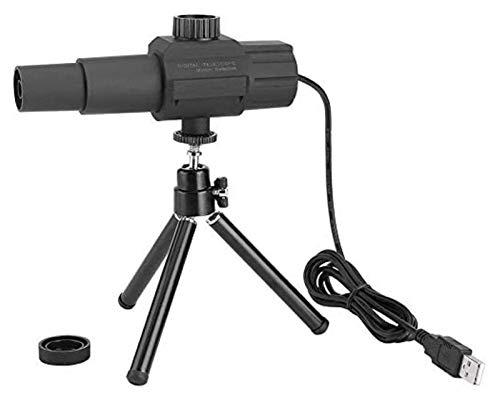 DZHTSWD-Kameras-Teleskop, 2 Megapixel 70-mal Zoom-Objektiv Smart Motion Detektion USB-Digital-Teleskop mit Stativ, for...