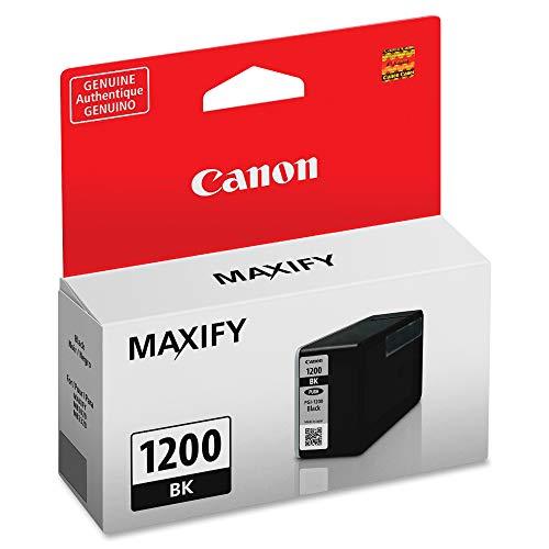 Canon PGI-1200 Pigment Black Ink Tank Compatible to MB2120, MB2720, MB2020, MB2320 (PGI-1200 Black)