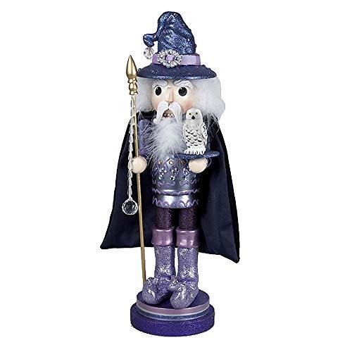 Kurt Adler 18' Hollywood Wooden Wizard Nutcracker