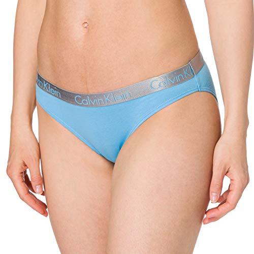 Calvin Klein Bikini Intimo, Sky High, S Donna