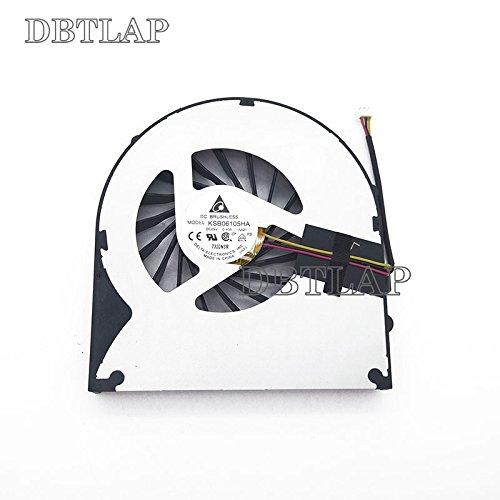 DBTLAP Laptop CPU Lüfter FÜR Acer Aspire 7741 7741Z 7741G F92G CPU Kühlung Lüfter KSB06105HA-AA21 DFS551205ML0T F92G Packard Bell easynote LM94 Lüfter