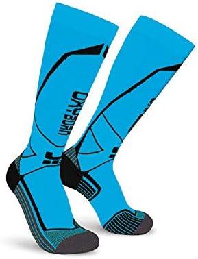Adulto Oxyburn Run Evobright Calze sportive Unisex