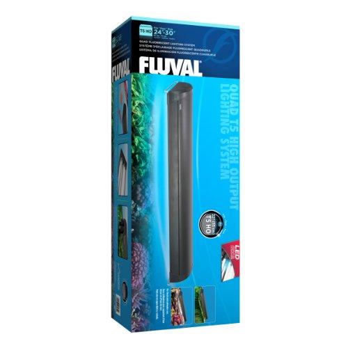 Fluval T5 HO Vierfach Lichtbalken, 61cm