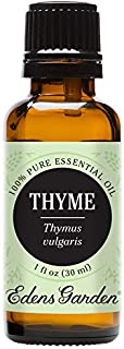 Edens Garden Thyme Essential Oil, 100% Pure Therapeutic Grade (Inflammation & Pain) 30 ml