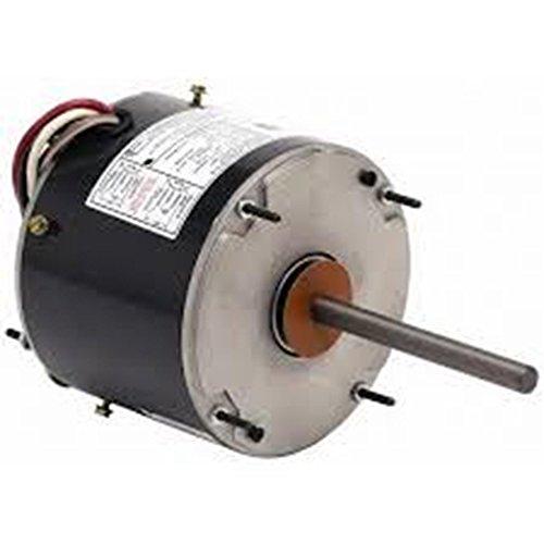 Nidec Motor Corporation (Emerson / US Motors) 5462 1/3 Multi HP Condenser Fan Rescue Motor, 1075 RPM