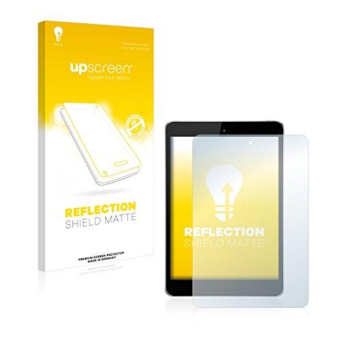 upscreen Entspiegelungs-Schutzfolie kompatibel mit Hisense Sero 8 Pro – Anti-Reflex Bildschirmschutz-Folie Matt