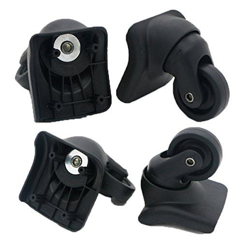 luggage repair parts wheels - 4