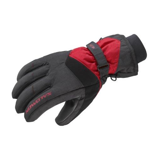 Salomon Herren Handschuh X-Wing GTX, black/matador-x, S