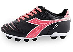 Diadora Kids' Cattura MD Jr Soccer Shoe