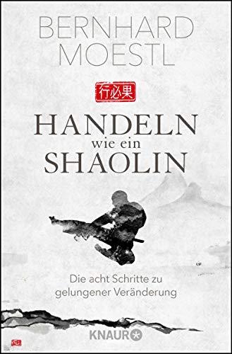 Handeln wie ein Shaolin: Die acht Schritte zu gelungener Veränderung
