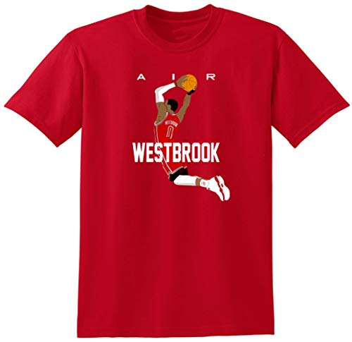 RED Houston Westbrook Brodie AIR T-Shirt Adult