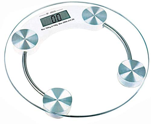 Mcp Digital Glass Bathroom Weighing Scale Measurement