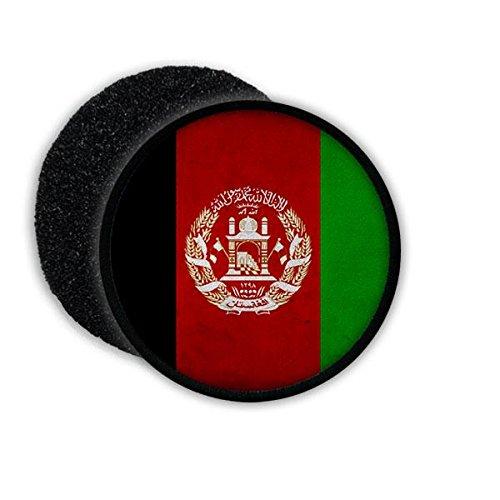 Copytec Patch Afghanistan Paschtunisch Kabul Binnenstaat Südasien Islamische Republik Flagge Fahne Flag Abzeichen Wappen Aufnäher Emblem #20586