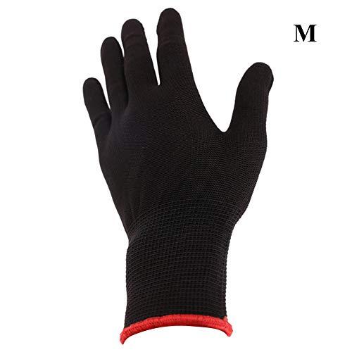 Gitarre Handschuh Bass Handschuh für Fingerspitzen von Musiker Practice Glove für Professionelle und Anfänger, Waschbar