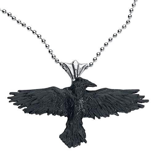 Alchemy Gothic (Metal-Wear) Cuervo Negro Para