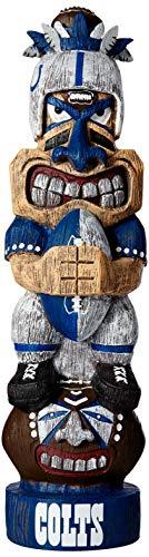 FOCO NCAA Indianapolis Colts Tiki Figurine