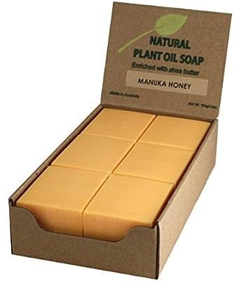 Manuka Honey Natural Soap (12 Bars)