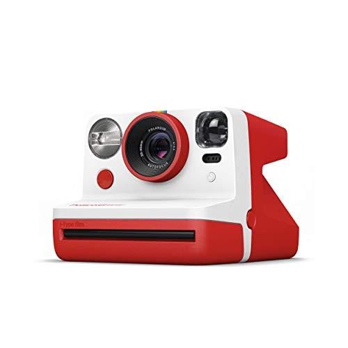 Polaroid - 9032 - Polaroid Now I-Type Instant Camera - Red