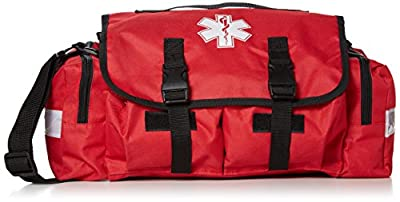 Tactical First Aid Kit: Dixie EMS Fully Stocked 147 Piece First Responder On Call Ki by Dixie Ems