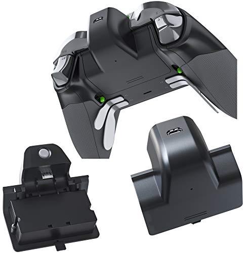 Skywin Adaptador De Remapeamento Sem Fio Xbox One E Bateria Da Brook - Substituição De Bateria Recarregável - Compatível Com Xbox One Ou Xbox One Elite Controllers Wi