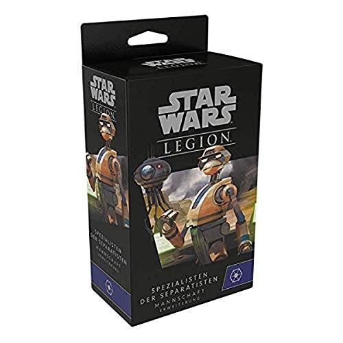 Asmodee Star Wars: Legion - Especialistas de separatistas, ampliación, Tablet, alemán