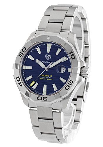 タグホイヤー アクアレーサー 300m防水 腕時計 メンズ TAG Heuer WAY2012.BA0927[並行輸入品]
