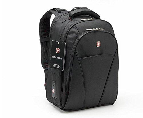 SWISS Travel Business Laptop Rucksack 15,6 Notebook Geschäfts Tasche Reisetasche