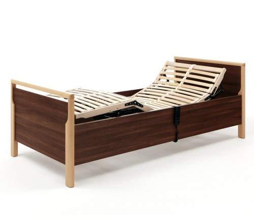 Burmeier Seniorenbett Relax Bella Noce Schoko 100 x 200 cm