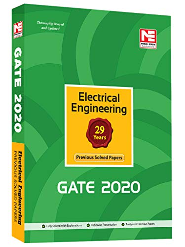 GATE Electrical Engineering Previous Solved Papers