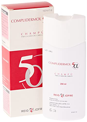 L'Oréal Shampoing COMPLIDERMOL 5 ALFA caida 200 ml