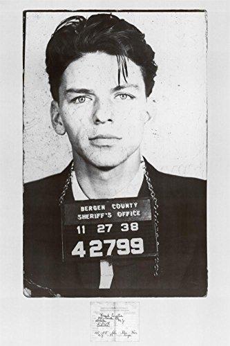Frank Sinatra - Mugshot Poster (60.96 x 91.44 cm)