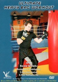 Ultimate Heavy Bag Workout for Martial Arts by Bernie Willems
