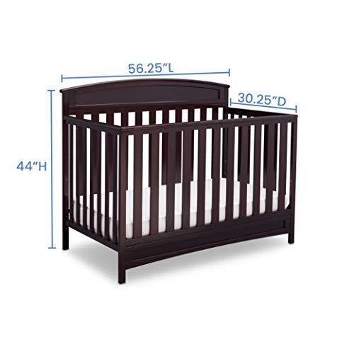 Delta-Children-Sutton-4-in-1-Convertible-Baby-Crib-White