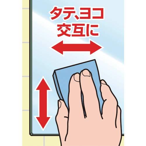 アイオン AION 保水研磨パッド PRO 浴室鏡 ガラス用 中目