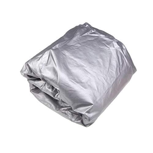 Volle Auto-Abdeckung Indoor Outdoor Sonnenschutz Hitzeschutz staubdicht Anti-UV Kratzfeste Sedan Universal-Anzug XL Zubehör