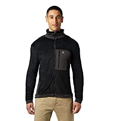 Mountain Hardwear Monkey Man/2 Jacket Mens Fleece Jacket for Hiking and Everyday