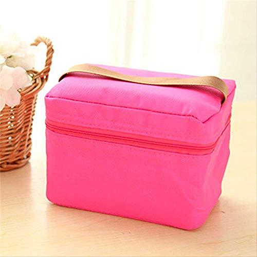 Sac à dos pour déjeuner, sac à dos pour le déjeuner, sac isotherme portable, sac de rangement pour appareil de refroidissement, durable, sac de voyage, sac de pique-nique pratique en Oxford et étoile
