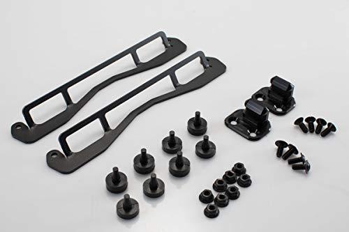 SW-Motech KFT.00.152.35700 Pro Kit de Support latéral pour Shad Noir