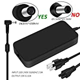 AC Adapter for ZenBook Pro ASUS ROG G501JW UX501J G501VW UX501J R501JW PU500CA Games Laptop Adapter Power Supply Cord