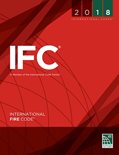 2018 International Fire Code (International Code Council Series)