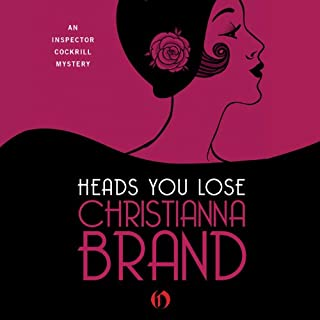 Heads You Lose audiobook cover art