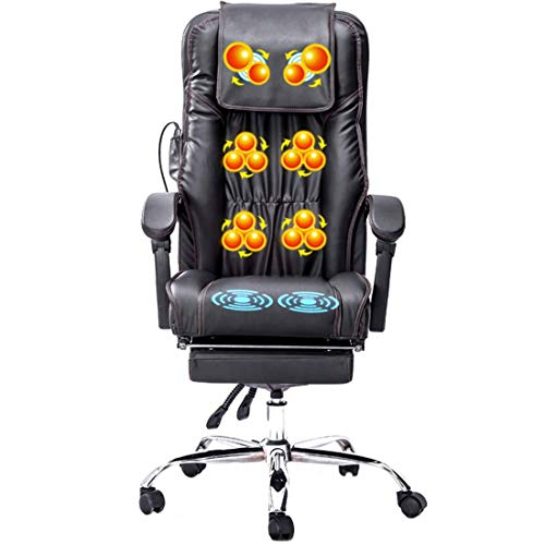 KAYBELE Electric Office Massage Chair Fully Automatic Cervical and lumbar Spine Kneading Household Boss Computer Massage Chair