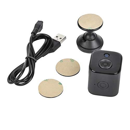 DAUERHAFT Grabador de Video WiFi, Recogida de Alta fidelidad incorporada, cámaras IP 1080P, absorción magnética de 360 °, para Sistema telefónico/iOS