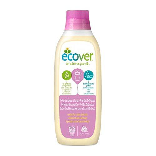 Ecover 564 - Detergente Líquido Prendas Delicadas Ecover, 1 L