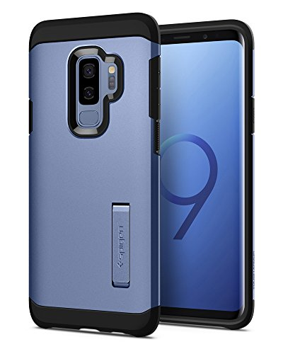 Spigen [Tough Armor] Galaxy S9 Plus Case with Reinforced Kickstand and...